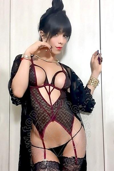 Trans Roma Allison Luna